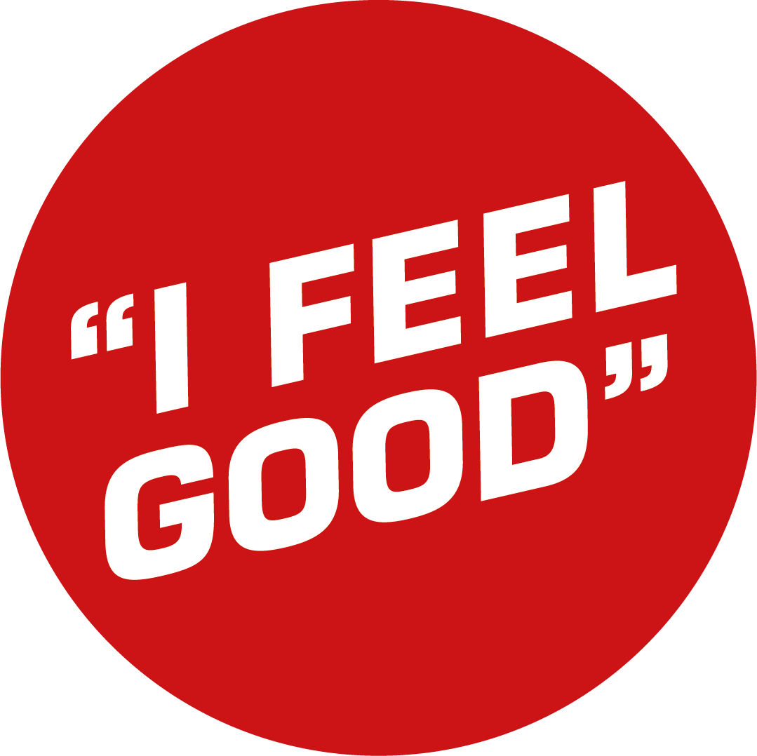 E.M.S. Electro Mediacal Systems S.A. - DR-1020 I FEEL GOOD - NEW RED